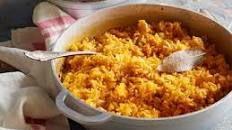 Latin-Style Yellow Rice (Arroz Amarillo) – Hot, Cheap & Easy