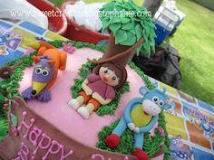 Sweet Creations by Stephanie: Dora the Explorer