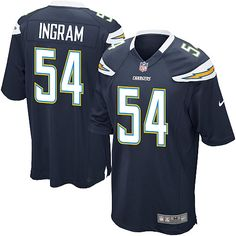 Melvin Ingram Elite Nike Melvin Ingram Elite Jersey at Chargers Shop. (Elite Nike Youth Melvin Ingram Navy Blue Jersey) San Diego Chargers Home NFL Easy Returns. Chargers Nfl, San Diego Chargers, Melvin Ingram, Eric Weddle, Jersey Nike, Nfl Gear, Team Games, Nfl Shop, Nike Nfl