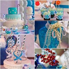 Jack Frost + Rise of the Guardian Party with lots of Really Cute Ideas via Kara's Party Ideas | KarasPartyIdeas.com | The Place For All Thin...