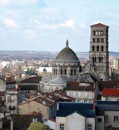 Angoulême, Poitou-Charente