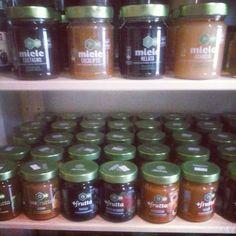 #apicolturacasentinese srmpre una garanzia di qualità! Venite al borgo biologico a scoprire la bontà dei Mieli e delle marmellate