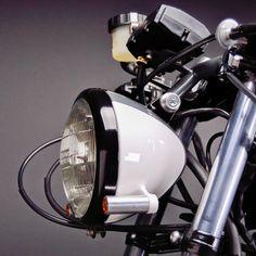 Honda CX 500 Kustom Research