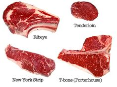 How to cook a perfect steak. It all starts with the quality of the meat!
