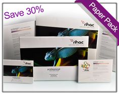 check out our new Paper Pack. A great chance to try a selection of our premium quality printer papers 30% off. when purchased in this bundle. Get 6 of our most popular papers for $54.60! Order via our website