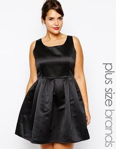 39 Impossibly Pretty Bridesmaid Dresses Under $75: #14. Truly You Structured Satin Dress, $28