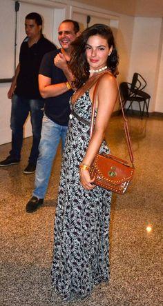 Isis Valverde (Foto: WEBERT BELICIO/BRAZIL NEWS)