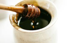 Gluten Free Honey Cake with Honey and Maple Sugar: Nut Free, Gluten Free, Dairy Free