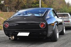 Nissan S30 Fairlady Z | at Mikami Auto Old Car Meeting