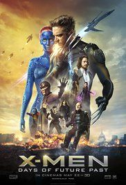 *WTW* X-Men: Days of Future Past Poster - Released in theaters on May 23, 2014