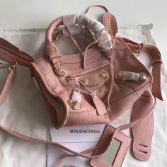 Balenciaga Bag Sale: Balenciaga City Bag Authentic Off Balenciaga City Bag, Bag Sale, Baby Shoes, Designer Purses, Shoulder Bag, Sacks, Pink, Gold, Metallic