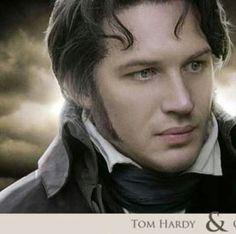 """Heathcliffe <3 - Essa é a melhor versão do filme """"O Morro Dos Ventos Uivantes"""" de 2009; Tom Hardy, está simplesmente espetacular, numa interpretação de tirar o fôlego."""