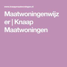 Maatwoningenwijzer   Knaap Maatwoningen Logos, Logo