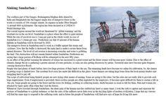 Sinking Sundarban | Supratim Bhattacharjee India West, Weather Storm, Portfolio Site, West Bengal, Extreme Weather, Sink, Island, World, Outdoor