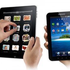 Samsung Galaxy Tab versus Apple iPad