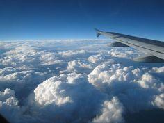 Meditazione in aereo