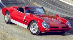1966 Bizzarrini 5300 SI Spyder Prototipo
