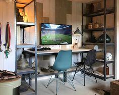 DIY: Industriële werkplek - Eigen Huis en Tuin