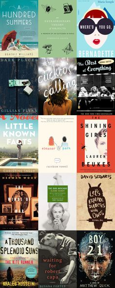 POPSUGAR Editors' Favorite Summer Reads - Where'd You Go Bernadette is such a unique and awesome book. Did not want to put it down.