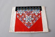 Scandinavian Embroidery, Norway, Fans, Hardanger