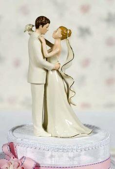VINTAGE CAKE TOPPERS | Wedding Cake Foto | NanoPress