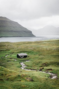 'North VI' Dream house. Faroe Islands. Printed on 300gsm matte archival cotton rag Signed, numbered and dated on reverse side Unframed Ready to ship in 3-4 working days World wide shipping available on all orders.