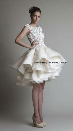 66825a621287a My Photo Album Wedding Dresses Photos on WeddingWire Abiti Corti