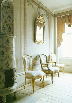 Higher Class Furniture ~ Swedish, Gustavian, and Nordic Style Furniture  Jocasta Innes