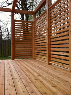 Privacy Screens - Decking - Other Metro - Urban Haven Landscapes Inc