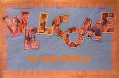 free welcome back to school bulletin boards | Welcome Back Bulletin Board Ideas | Bulletin Board Ideas & Designs