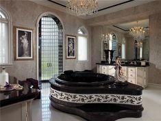 The Extravagant Palazzo di Mare in Florida, United States 13 bathroom luxury