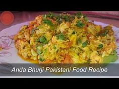 Anda Bhurji Pakistani Food Recipe is very tasty and delicious recipes. It is prepared within 10 minutes and your breakfast egg recipe is ready to eat. Delicious Recipes, Tasty, Yummy Food, Anda Bhurji Recipe, Lipton Green Tea, Cooking Time, Cooking Recipes, Egg Recipes For Breakfast, Vegetarian Chili