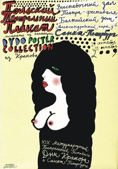Dealer and publisher of original Polish posters. Online shop run by Polish Poster Gallery from Wroclaw, Poland