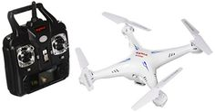 Syma X5C 4 Channel 24GHz RC Helicopter Explorers Quad Copter with Camera >>> Click image for more details.Note:It is affiliate link to Amazon.