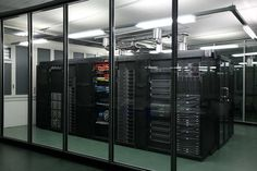 Datacenter on Demand located in Zurich, Siwtzerland. Features too many components to list but has quite a number of HP Proliant servers, Cisco blade systems, NetApp, HP  Dell storage arrays.