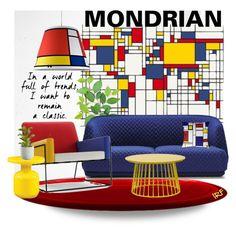 Piet Mondrian, Bauhaus Interior, Cute Furniture, Art Studio Design, Art Pages, Exterior Paint, Interior Design, Interior Decorating, Art Deco