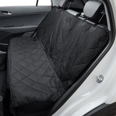 Alfheim Dog Car Seat Cover Nonslip Rubber Backing With Anchors Universal Design For All Cars