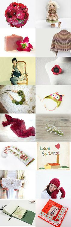 Spring, spring, spring... will come by HOLMESTIES on Etsy--Pinned with TreasuryPin.com