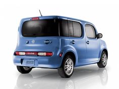 The Nissan Cube / My Favorite Automobile!
