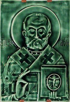 St. Nicholas Tile from Sligo Creek Tile Co.