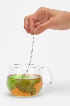 Tea Rex Loose Tea Strainer