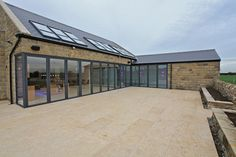 Moving Corner Post, Harrogate - Express Bi-folding Doors