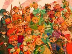Super Smash Brothers Ultimate: Image Gallery - Page 2 (List View) Super Smash Bros Brawl, Nintendo Super Smash Bros, Super Mario Bros, Metroid, Super Smash Ultimate, Kid Icarus, Video Game Art, Video Games, Artwork