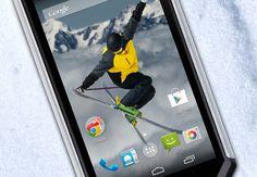 Caterpillar CAT S50 Outdoor Smartphone je robustný, high-end 4G smartfón navrhnutý špeciálne pre použitie vonku aj v náročných prostrediach. S50 sa môže pochváliť rýchlejším procesorom, väčším displejom, lepšou výdržou na batérie, vylepšenou kamerou (8MP fotoaparát) a konektivitou (4G). Smartphone, Caterpillar, Bluetooth, Android, Usb, Outdoor, Cats, Blue Tooth, Gatos