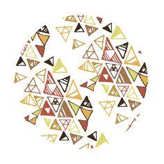 // #triangles #print #pattern //