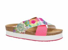 "Desigual Flip Flops Sandals ""Bio 10 Megara Beautiful sandals for the beach in beautiful turquoise in original Desigual print. Faber Castell, Design Shop, Flip Flop Sandals, Flip Flops, Shops, Beautiful Sandals, Comfortable Outfits, Espadrilles, Comfy"