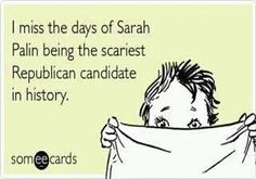 A collection of funny memes, captioned photos, and parodies poking fun at half-term governor and failed reality star Sarah Palin. Sarah Palin, My Rodan And Fields, E Cards, Someecards, That Way, Laugh Out Loud, True Stories, Make Me Smile, I Laughed