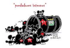 Predadores internos