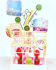 Petit jardí a caseta #decor ⚜️#thecreativemachinery⚡️