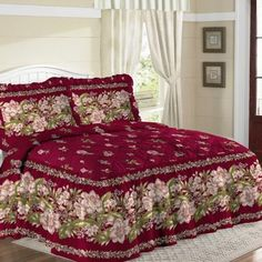 Chelsea Quilt Top Bedspread   Overstock.com Shopping - The Best Deals on Bedspreads